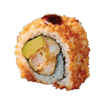 Crispy Shrimp Avocado Roll