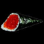 Ikura Temaki