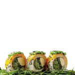 Mango Green Roll