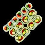 Mori's Vegetarian Combination
