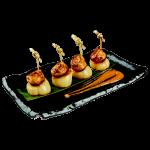 Scallop Foie Gras