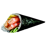 Shrimp Temaki