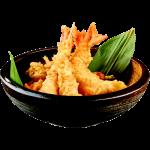 Shrimp Tempura Moriawase