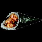Shrimp Tempura Temaki