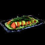 Togarashi Salmon Platter